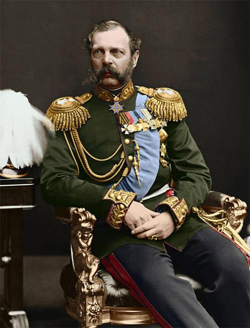 Император Александр Второй Освободитель