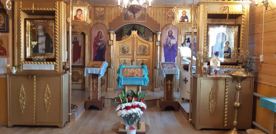 Казанский храм на Благовещение Пресвятой Богородицы