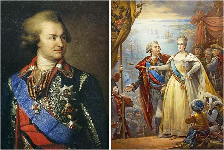 Князь Григорий Потемкин