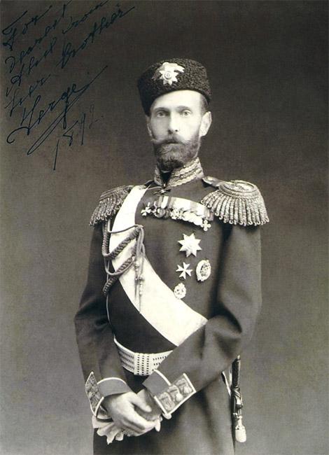 Сергей Александрович в должности московского генерал-губернатора, 1892 год