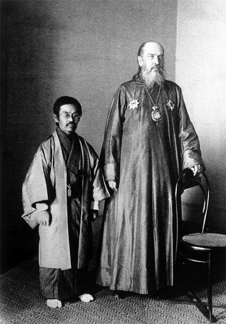 Святитель Николай Японский и Такуме Савабе