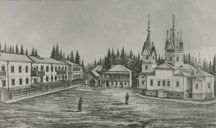 Филейский Александро-Невский монастырь в г.Вятке