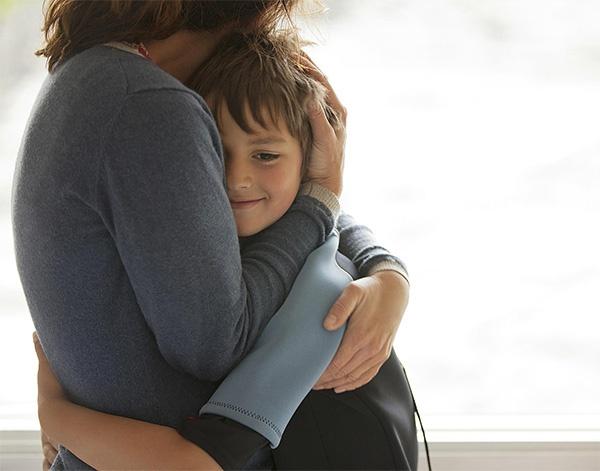 Мама с мальчиком