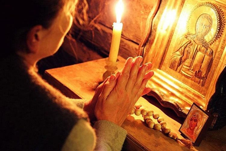 Молитва, совершаемая ночью