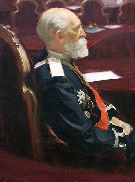 Николай Павлович Петров