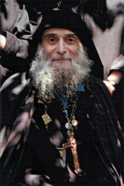 Отец Гавриил Ургебадзе