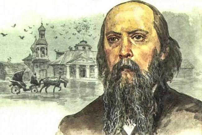 Писатель Салтыков-Щедрин