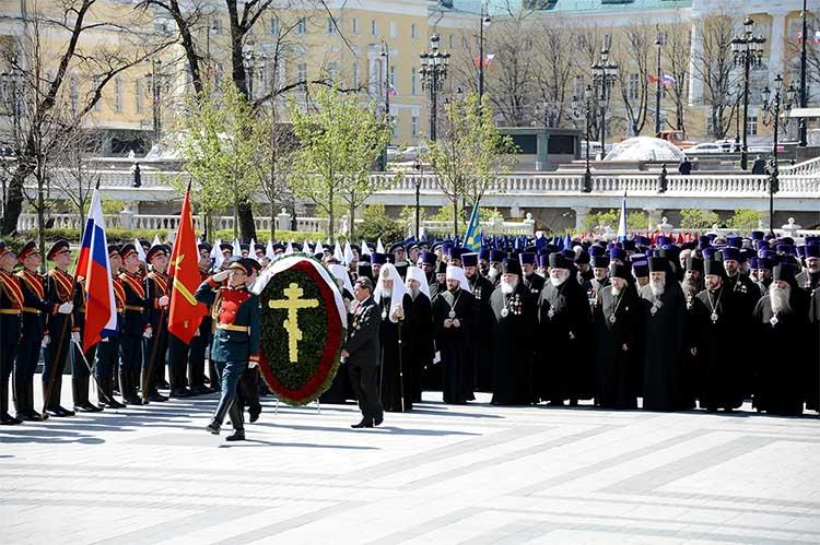Православная Церковь, День Победы