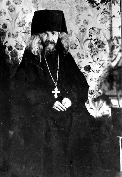 Преподобный старец Матфей (Швецов)