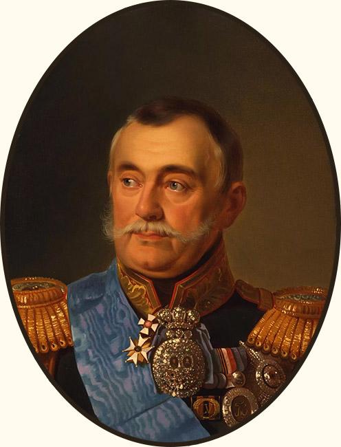 Светлейший князь Петр Волконский