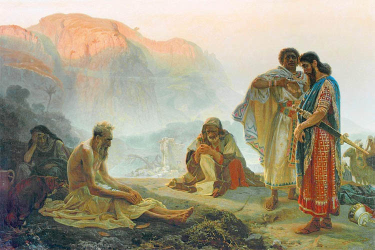 Святой праведный Иов