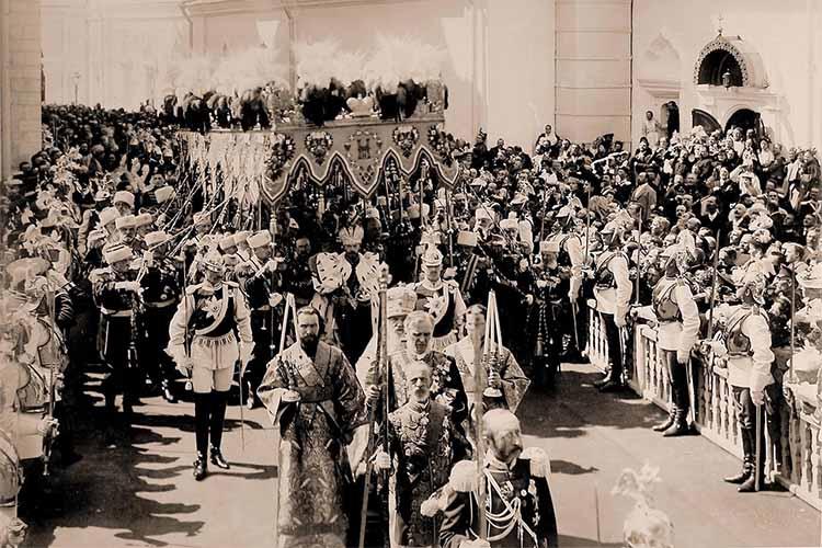 Торжественная процессия