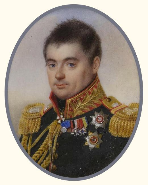 Волконский Петр Михайлович