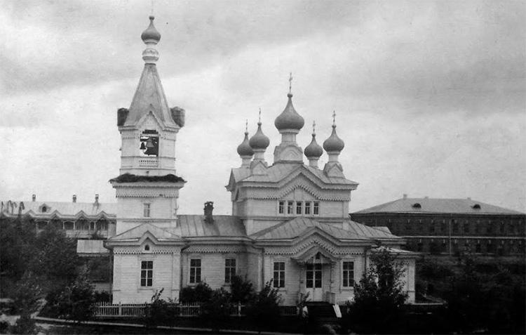 Яранский Пророчицкий мужской монастырь