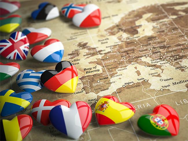 Языки стран мира