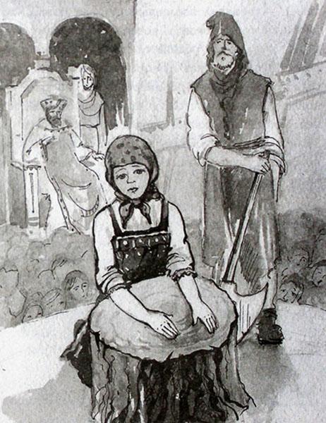Девочка и палач