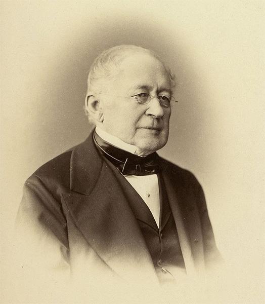 Канцлер Российской империи Александр Горчаков