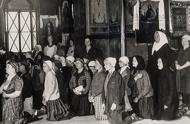 Молитва о победе в годы Великой Отечественной войны