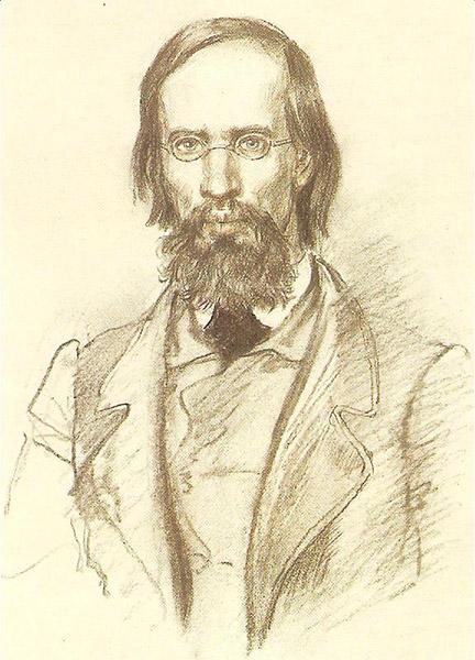 Поэт Аполлон Николаевич Майков