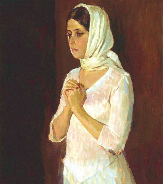 Православная женщина
