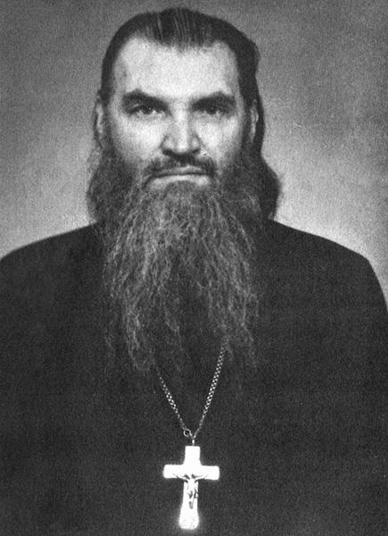 Протоиерей Валентин Мордасов