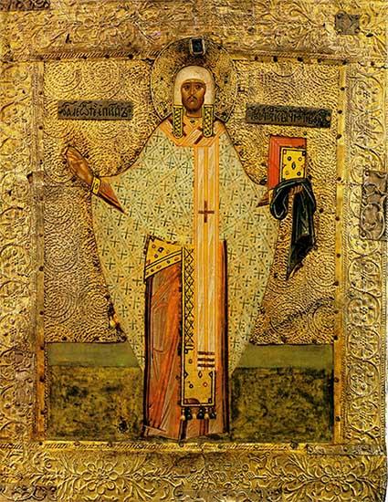 Святитель Леонтий, епископ Ростовский чудотворец