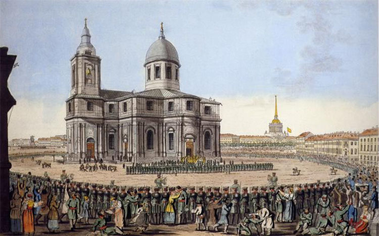 Третий Исаакиевский собор