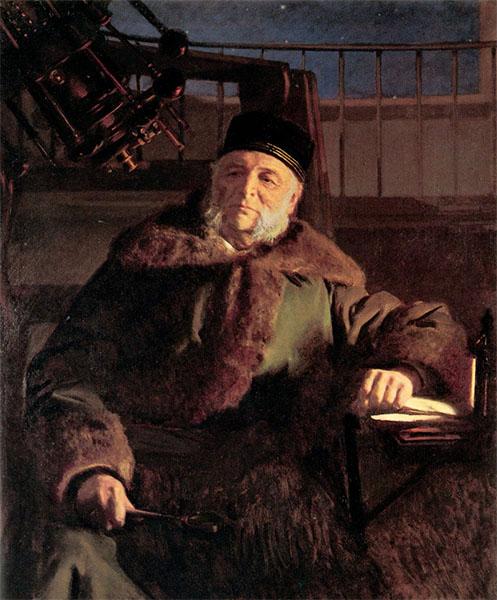 Отто Васильевич Струве