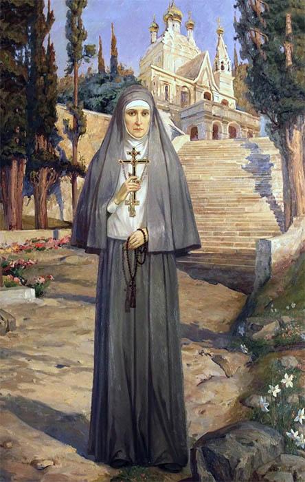 Преподобномученица Елизавета Федоровна