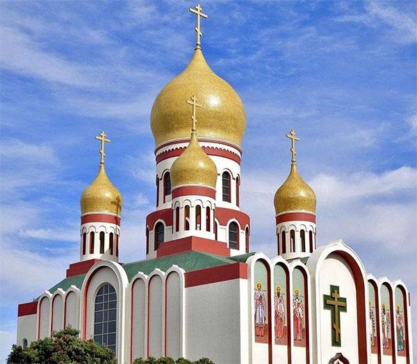 Радосте-Скорбященский собор (Сан-Франциско)
