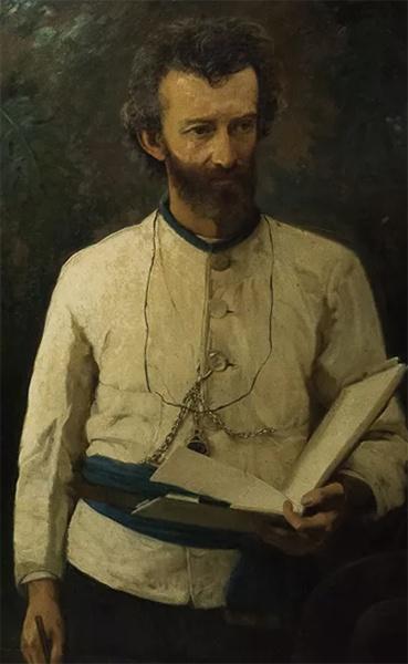 Русский этнограф Николай Миклухо-Маклай