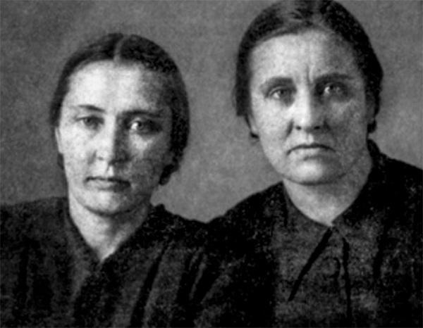 Софья и Наталья Самуиловы