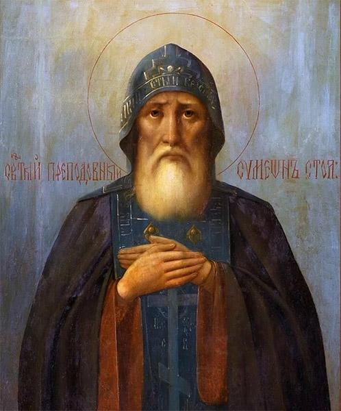 Св. Симеон Столпник
