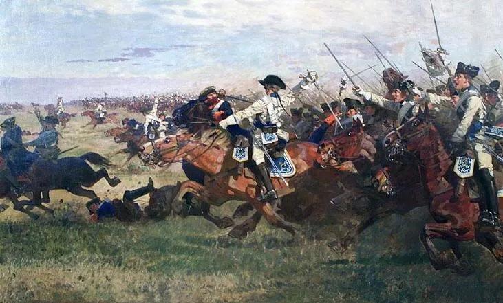 Битва в Семилетней войне