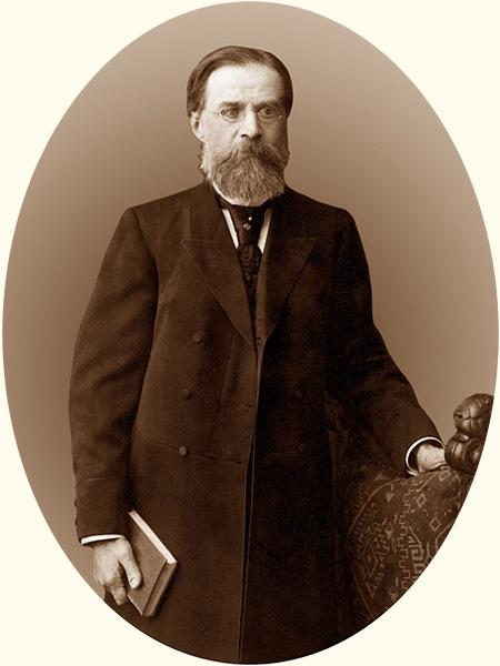 Физик Александр Григорьевич Столетов