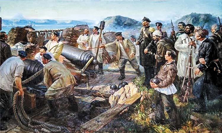 Оборона Петропавловска-Камчатского
