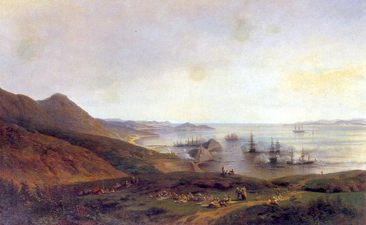 Оборона Петропавловского порта
