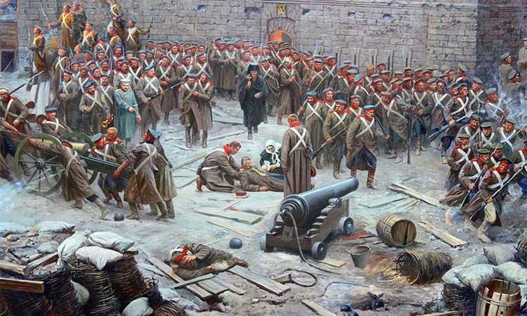 Оборона Севастополя в Крымскую войну