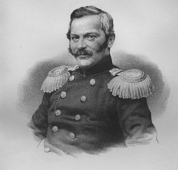 Павел Петрович Мельников