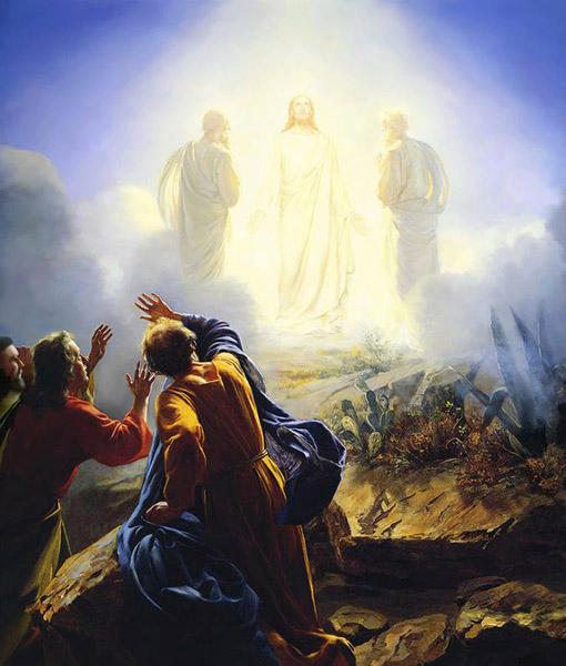 Праздник Преображения в нашем храме
