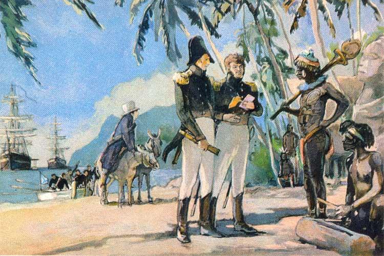 Русская кругосветная экспедиция