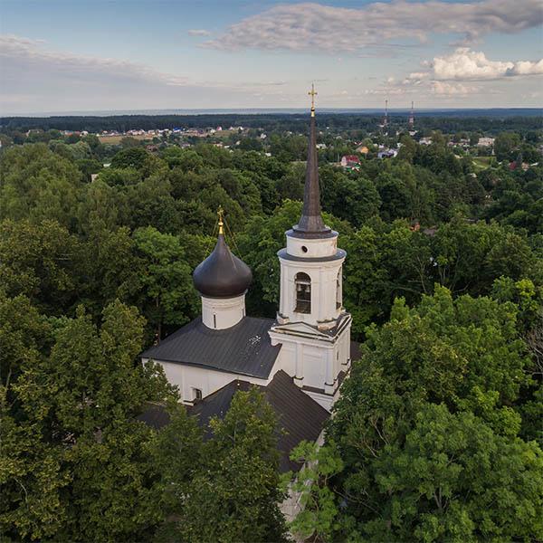 Святогорский Успенский монастырь (Пушкинские Горы)