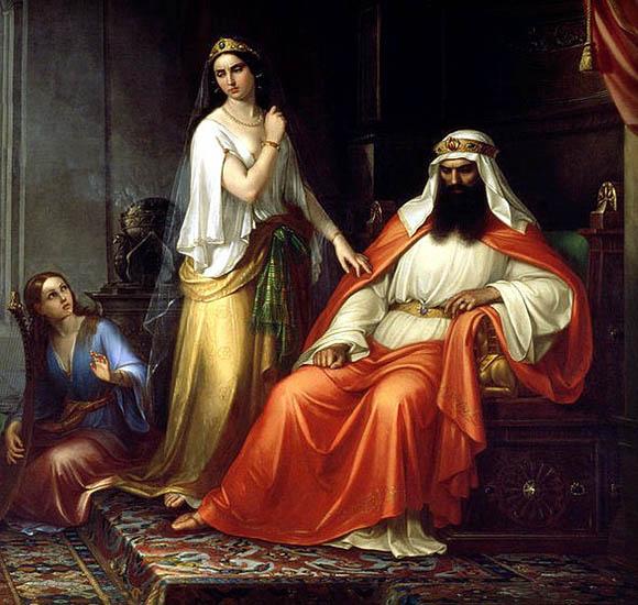Ирод и Иродиада