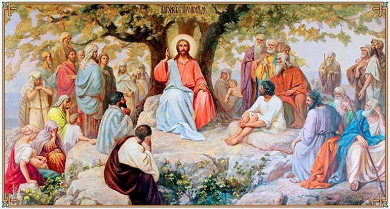 Нагорная проповедь Христа