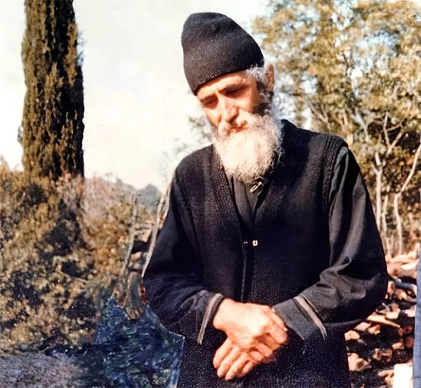 Отец Паисий Святогорец