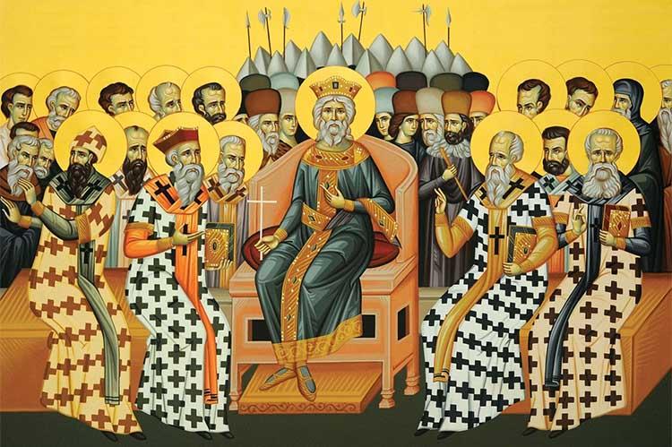 Первый Константинопольский собор
