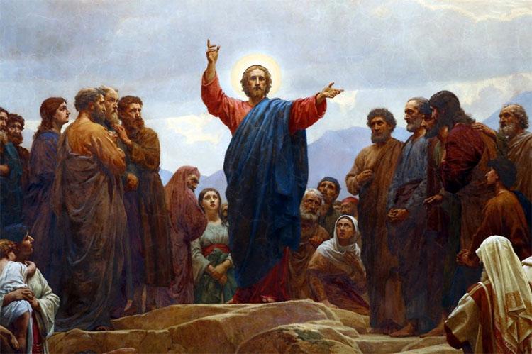 Проповедь Христа