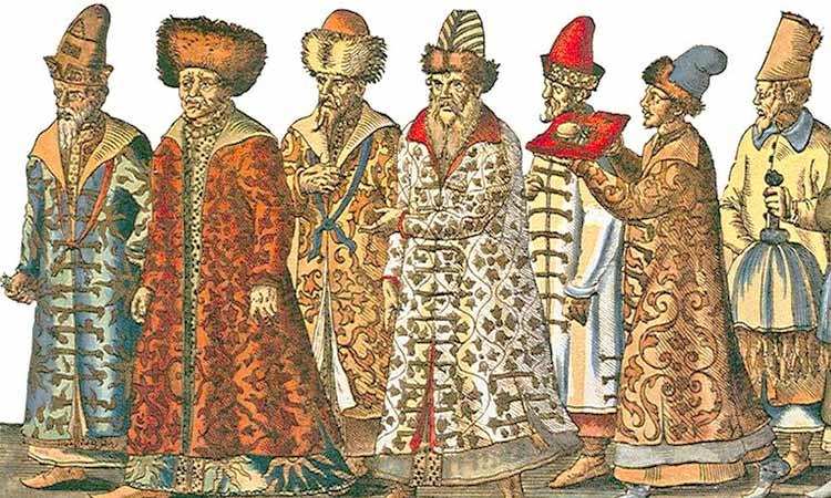 Семь сановников