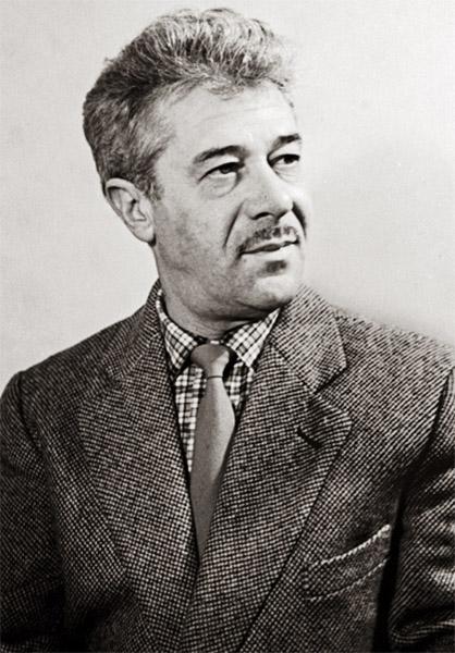Семен Исаакович Кирсанов