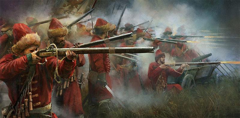 Стрелецкое войско Ивана IV Грозного